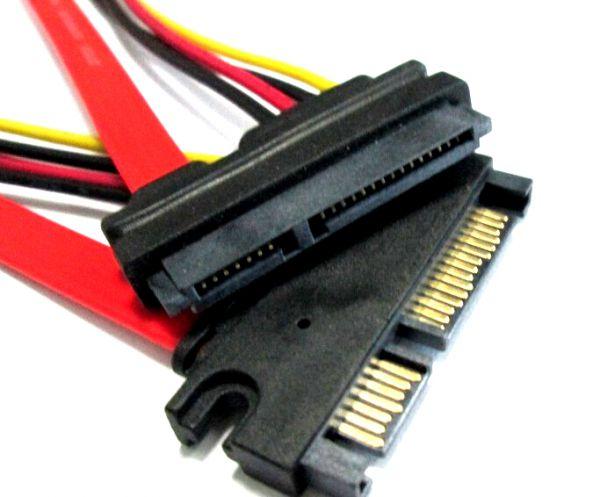 Удлинитель sata кабеля